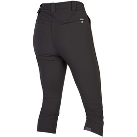 Endura SingleTrack Lite 3/4 Broek Dames, anthracite